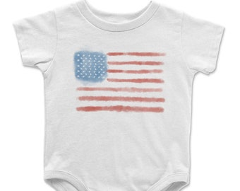 YUE--3BODY American Heart Welsh Flag Roots Baby Boy Long Sleeve Infant Cotton Bodysuits