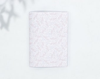 Saddle Stitch Notebook - Black Owned Notebook - Travelers Notebook Insert - Pocket Notebook - Self Care Journal - Pink Notebook