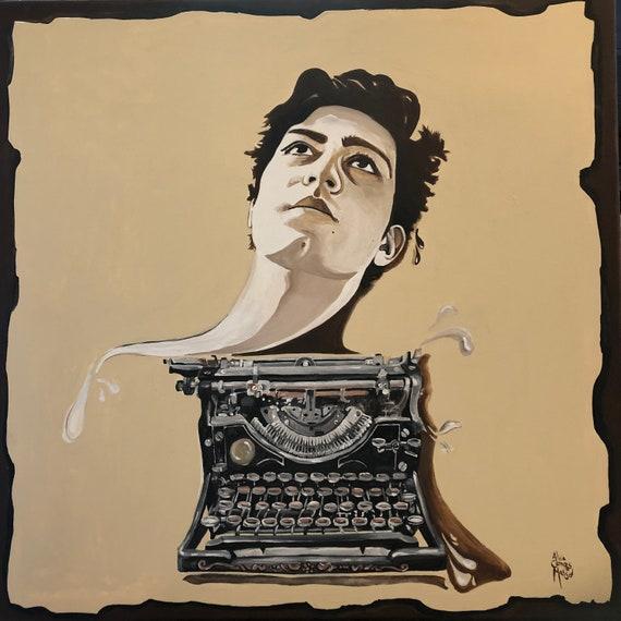 Typewriter Nostalgia