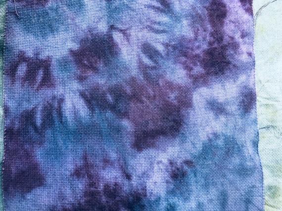 Sparkly Nebula  14-Count Hand-dyed Artisan AIDA