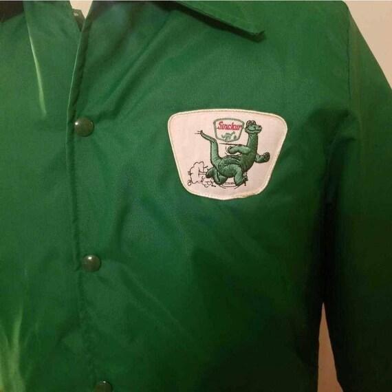 Sinclair Oil vintage  Gem Sportswear Mens Jacket G