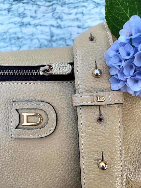 Authentic Delvaux Leather Belt Bag - Belgian Luxur