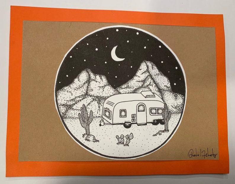 Desert Camper