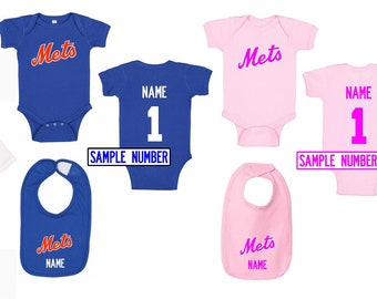 New York Mets Watching With Mommy Kids Toddler T-Shirt