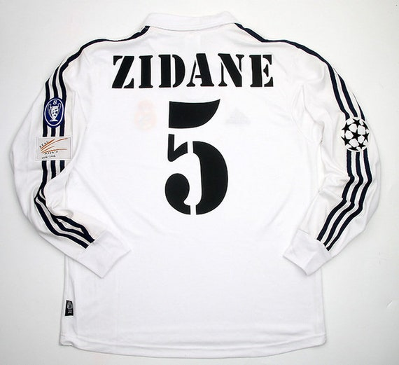 Real Madrid centenary jersey  Champions League Fin