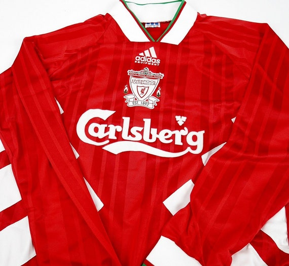 Liverpool retro 1993-1994 home  retro shirt classi