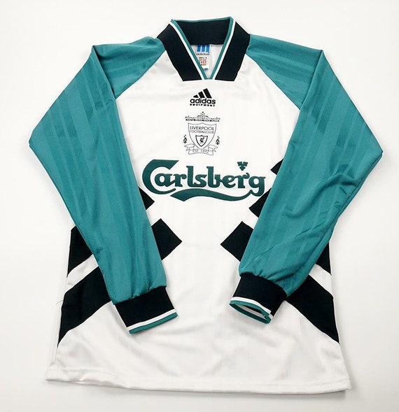 Liverpool retro 1993-1994 away retro shirt classic