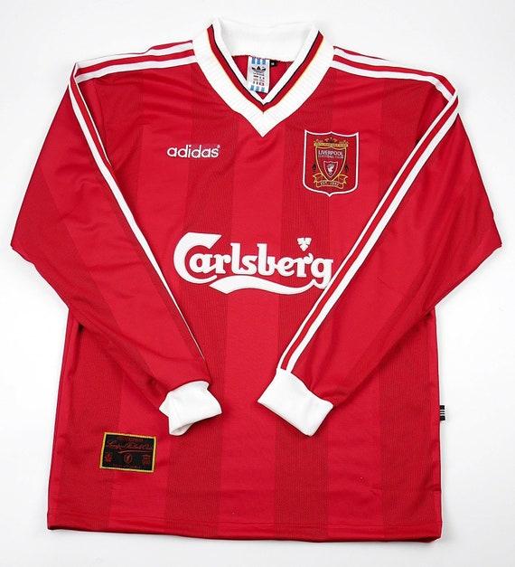 Liverpool home 1995-1996  shirt