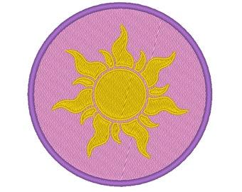 Tangled Corona Sun Etsy