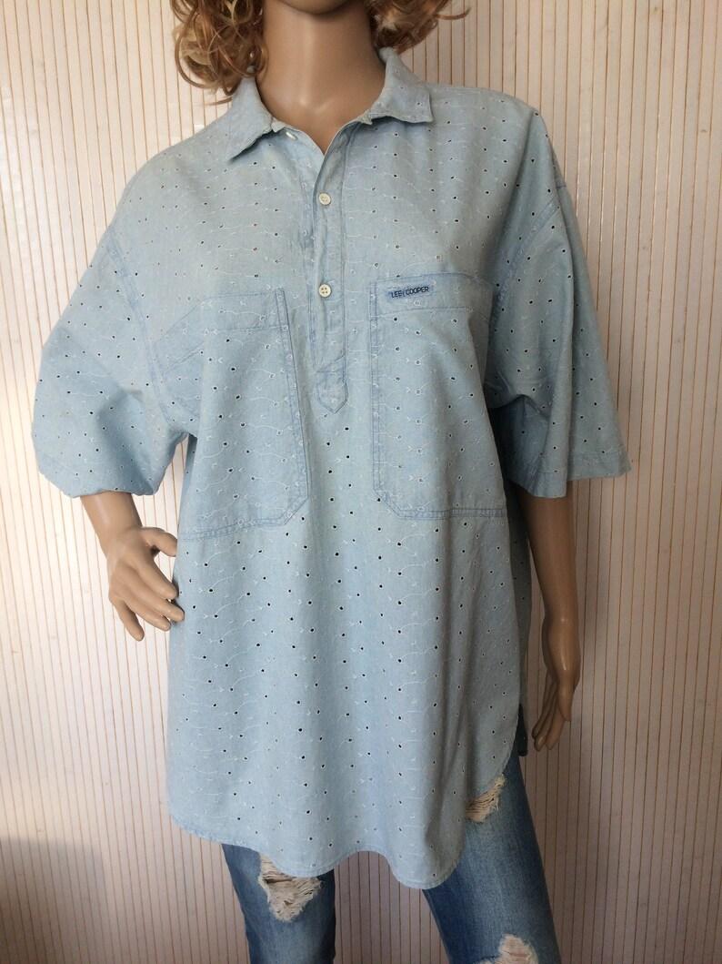 Lee Cooper Vintage Women/'s Shirt