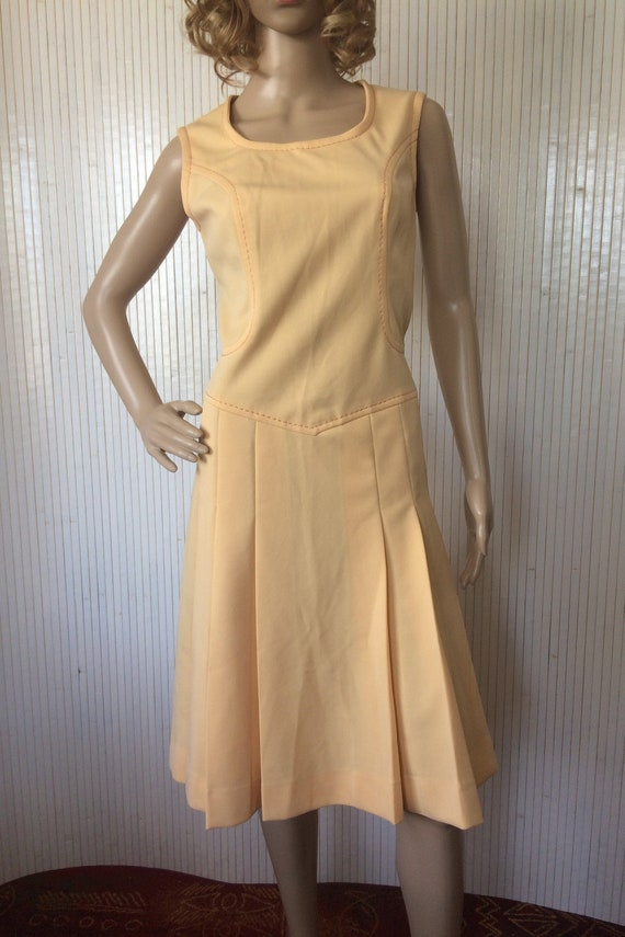 Jersey Vintage Chair Charles Guitard Sleeveless Dr