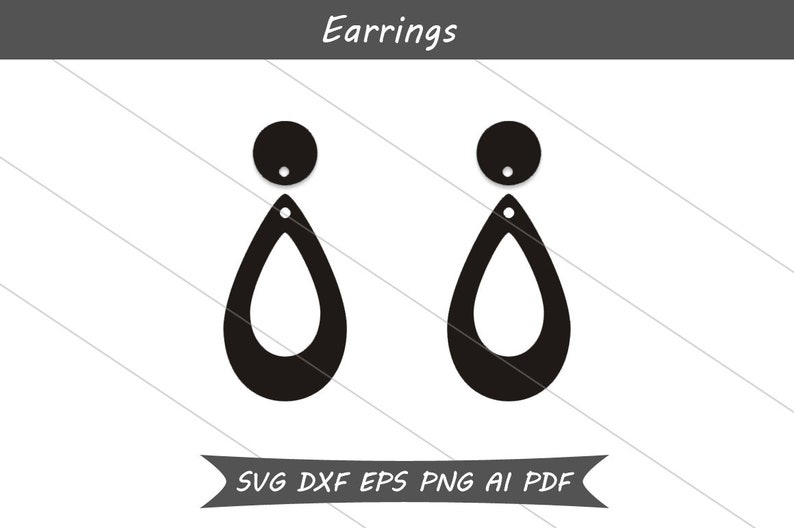 Drop earrings svg,Geometrical earrings,Dangle earrings,Tear drop earrings,Star earrings,Svg supplies,Svg cut files,Cricut files,Cameo file