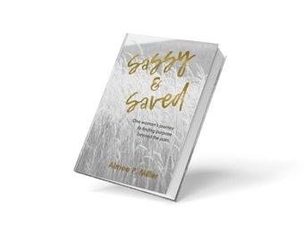 Sassy & Saved Book