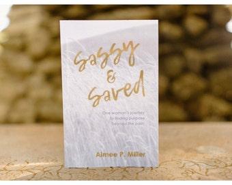 Sassy & Saved Book