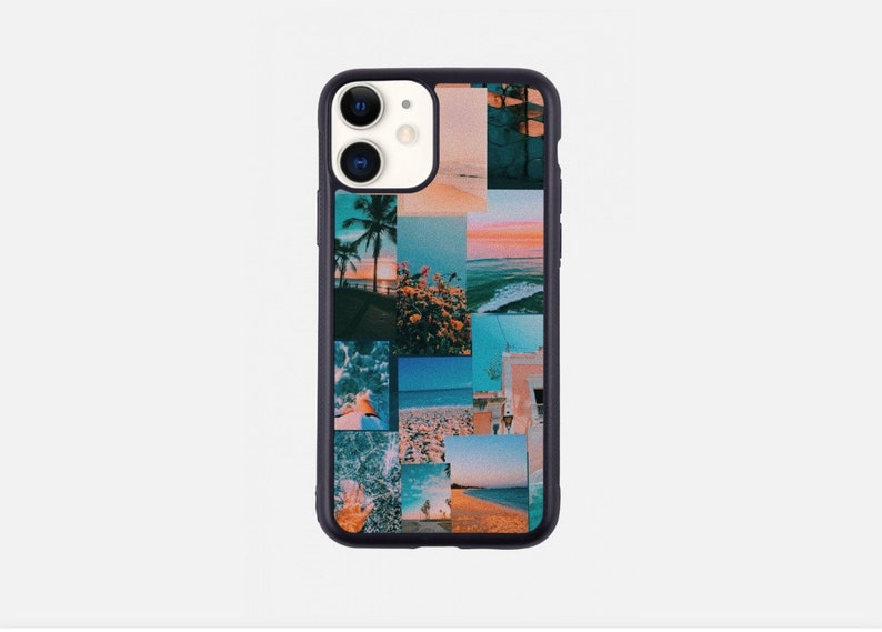 Beach aesthetic phone case