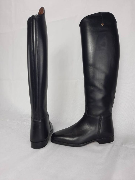 Sergio Grasso  Long Leather Boots