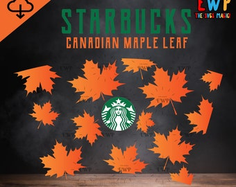 Maple Leaf Theme Etsy