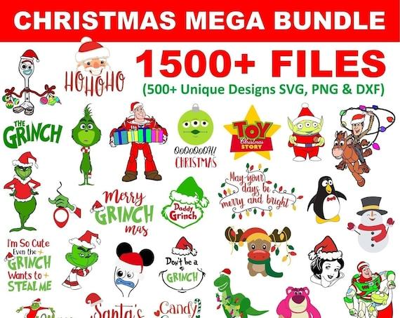 1500+ SVG Mega Bundle