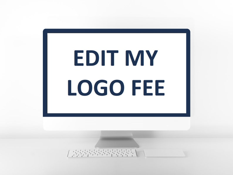 Edit My Logo Fee  Purchase this listing for Jorge to edit image 0