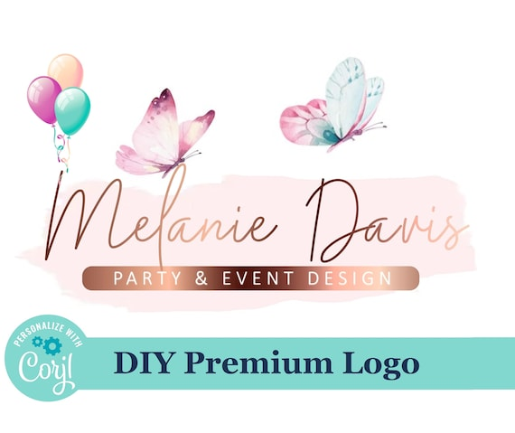 DIY Event Planner Logo