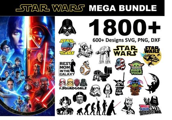1800+ SVG Mega Bundle