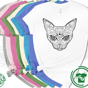 Purrfect Shirt Cat Lovers Shirt Cute Cat outfit 100 Purrfect Days Shirt 100 School Days Shirt Cute Kitty Shirt Girl Cat Kitty Cat