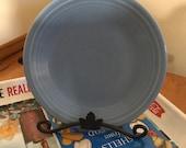 Fiestaware Periwinkle Blue 7 1 4 Bread Appetizer Plate