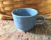 Fiestaware Periwinkle Blue Tea Cup