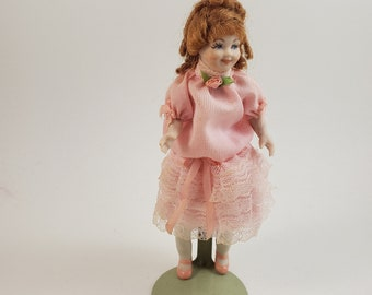 Miniature Doll Dollhouse Miniature Joanne Trainor Doll