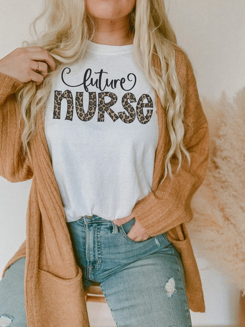 Gearhuman –  Future Nurse Shirt  Nursing Student Tee  Student Nurse – 3D Tshirt – TH-0100