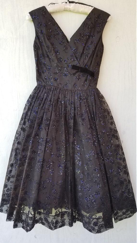 True vintage swing dress