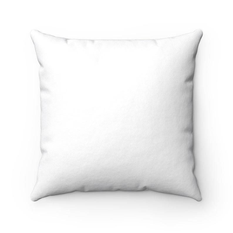 Surreal Satire Cartoon Pillow Lugubrious Skootch Square Pillow Linda Baker-Cimini Whimsical Music Pillow 18 Square Pillow
