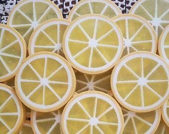 Sliced Lemon Hand & Body Soap