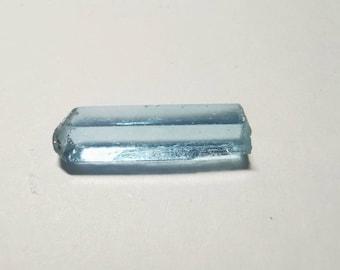 1.9 gram (9.5ct) Gem quality Vietnamese aquamarine