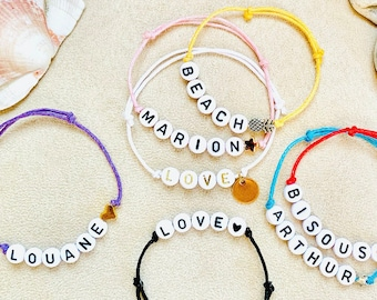 UNCHAINED Personalized Bracelet