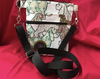 Springier Dog walking bag