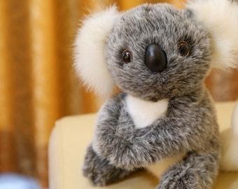 National Geographic Koala Plush Soft Toy 23cm Stuffed Animal for sale online