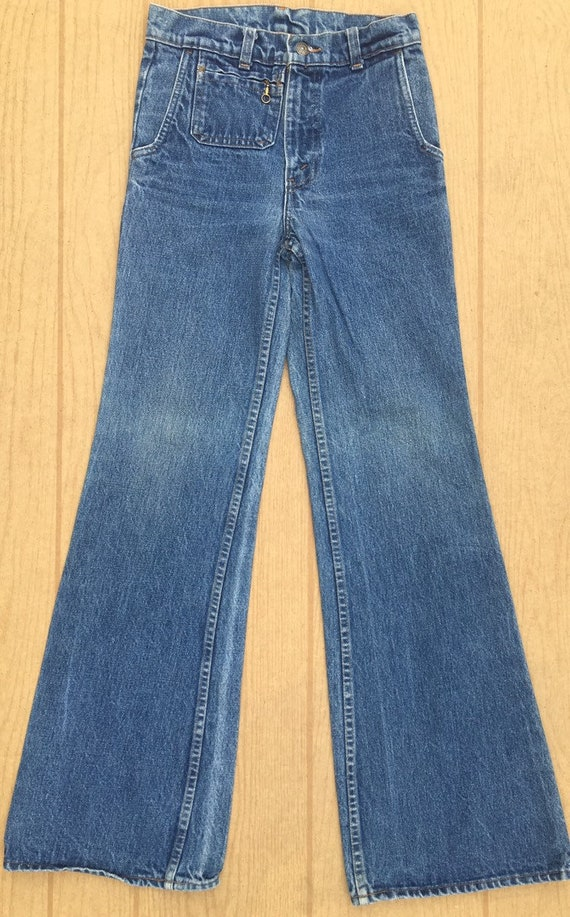Levi's 1970's bell bottoms USA made  vintage jeans