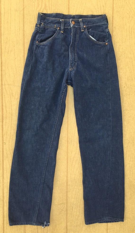 Roy Rogers 1940/50's selvedge índigo denim jeans s
