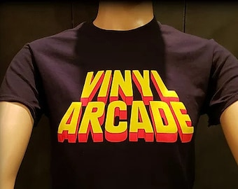 Vinyl Arcade Men's T-Shirt