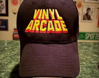 Vinyl Arcade Hat