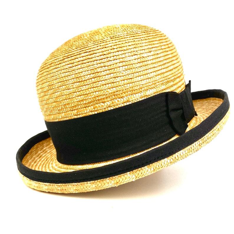 Steampunk Hats for Men | Top Hat, Bowler, Masks Bowler straw hat derby straw hat summer bowler hat edwardian straw hat victorian straw hat mens straw hat custom classic straw hat $146.77 AT vintagedancer.com