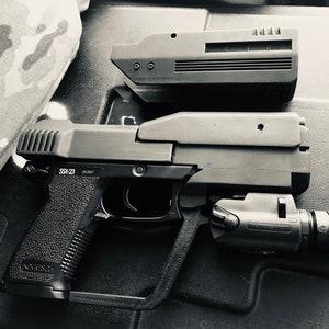 3D Printed Cosplay Replica Prop Halo 5 Master Chief Halo Magnum Pistol