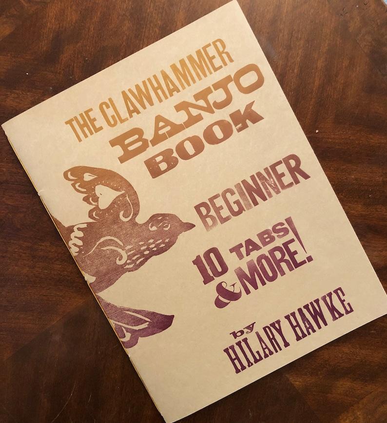 Clawhammer Banjo-DIGITAL book image 0