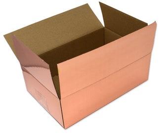 50 Rose Gold 9x6x3 Designer Mailing Box