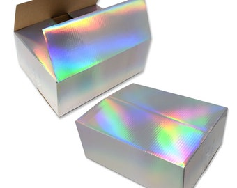 5 CT: 12x10x4 Holographic Boxes