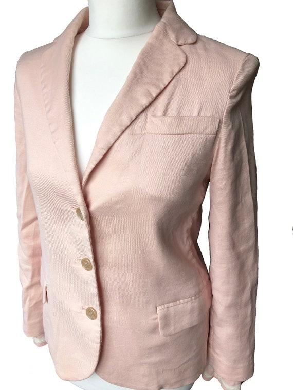 Vintage Marc Jacobs Pink Blazer - image 1