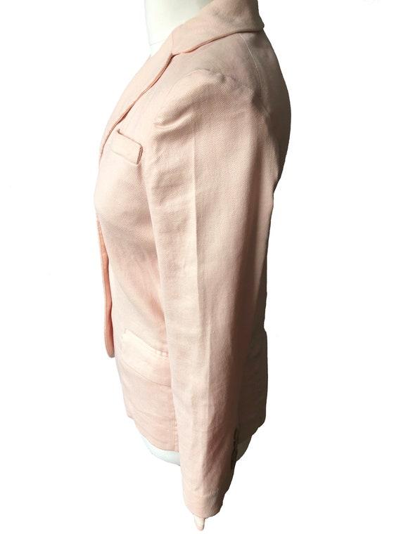 Vintage Marc Jacobs Pink Blazer - image 5