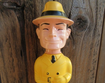 Dick Tracy Weapon Brown Club 1990 Original Figure Accessory