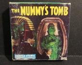 Vintage The Mummy 39 s Tomb Castle Films 8 MM Film Box The Mummy 8 MM Castle Films Monster Movies Monsters Boris Karloff